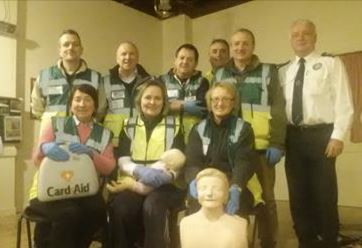 Wicklow town cfr group
