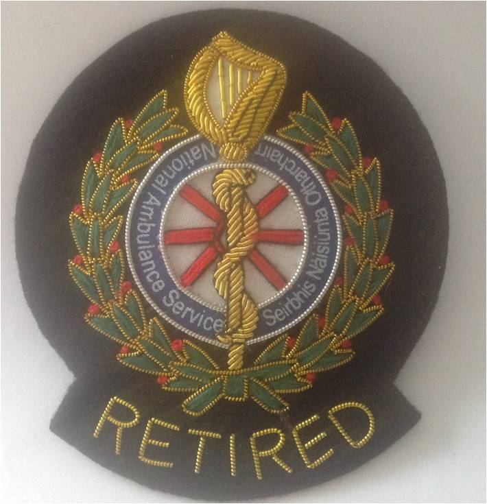 Retired Personnel Badge