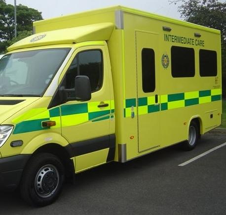 Intermediate Care Service - National Ambulance Service
